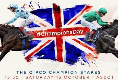 Champions Day Logo