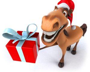 Christmas Horse Racing
