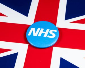 NHS Button