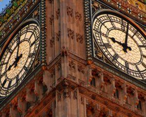 Big Ben Clockface