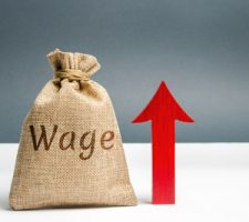 Wages Going Up