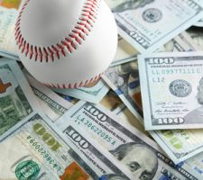 Baseball on Money