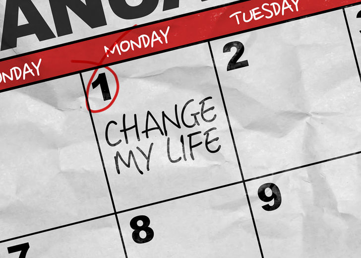 Change Your Life Calendar