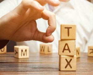 Businessman Tax