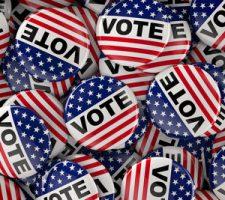 Vote Badges