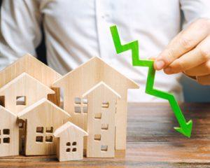 housing market down