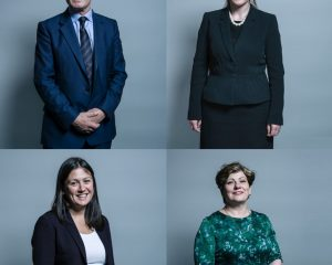 Labour Party Leadership Candidates 2020