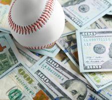 Baseball on Money