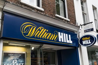 William Hill High Street Betting Shop