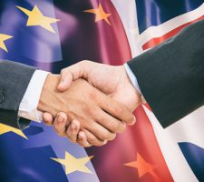 Rejoining EU Handshake