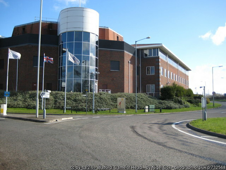 Camelot Headquarters Watford
