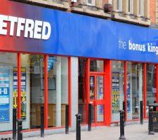 betfred betting shop