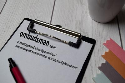 Ombudsman Definition